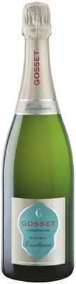 [kuva: Gosset Excellence Champagne Extra-Brut(© Alko)]