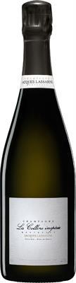 [kuva: Jacques Lassaigne La Colline Inspirée Blanc de Blancs Champagne Extra Brut(© Alko)]
