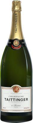 [kuva: Taittinger Réserve Champagne Brut, Jeroboam(© Alko)]