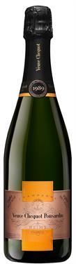 [kuva: Veuve Clicquot Cave Priveé Rosé Champagne Brut 1989(© Alko)]