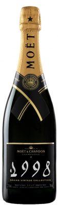 [kuva: Moët & Chandon Grand Vintage Collection Champagne Brut 1998(© Alko)]