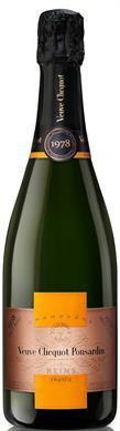[kuva: Veuve Clicquot Cave Privée Rosé Champagne Brut 1978 1978(© Alko)]