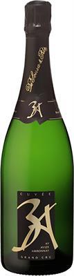 [kuva: De Sousa Cuvée 3A Grand Cru Champagne Extra Brut(© Alko)]