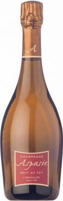 [kuva: Aspasie Brut de Fût Champagne(© Alko)]