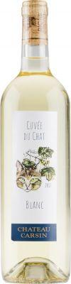 [kuva: Château Carsin Cuvée du Chat Blanc 2018(© Alko)]