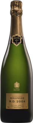 [kuva: Bollinger R.D. Champagne Extra-Brut 2004(© Alko)]