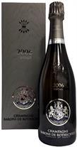 [kuva: Champagne Barons de Rothschild Blanc de Blancs Vintage Champagne Brut 2006(© Alko)]