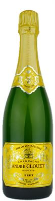 [kuva: André Clouet Dream Vintage Grand Cru Champagne Brut 2002(© Alko)]