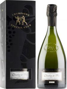 [kuva: Charlier & Fils Spécial Club Champagne Brut 2006(© Alko)]