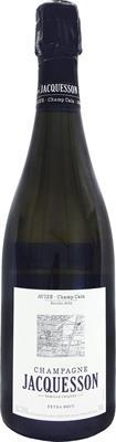 [kuva: Jacquesson Avize Champ Cain Champagne Extra Brut  2005(© Alko)]