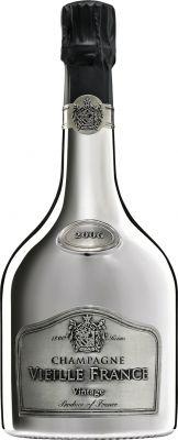 [kuva: Vieille France Vintage Champagne Brut 2006(© Alko)]