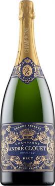 [kuva: André Clouet Grande Reserve Blanc de Noirs Magnum Champagne Brut(© Alko)]