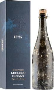 [kuva: Leclerc Briant Abyss Millésime Champagne Brut Zero 2012(© Alko)]