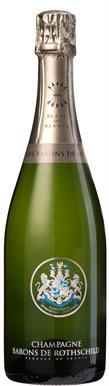 [kuva: Barons de Rothschild Blanc de Blanc Champagne Brut(© Alko)]