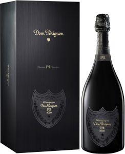 [kuva: Dom Pérignon P2 Champagne Brut 2000(© Alko)]