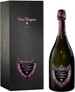 [kuva: Dom Pérignon Rosé Vintage Champagne Brut 2006(© Alko)]