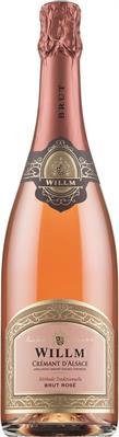 [kuva: Willm Crémant d'Alsace Rosé Brut]