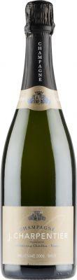 [kuva: J. Charpentier Millésime Champagne Brut 2010(© Alko)]