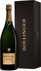 [kuva: Bollinger R.D. Champagne Extra Brut Jeroboam 2007(© Alko)]