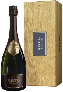 [kuva: Krug Collection Champagne Brut 1990(© Alko)]