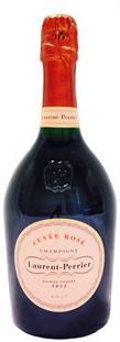 [kuva: Laurent-Perrier Cuvée Rosé Champagne Brut(© Alko)]