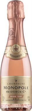 [kuva: Heidsieck Monopole Rosé Top Brut(© Alko)]