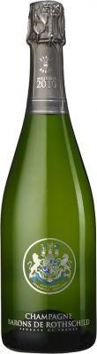 [kuva: Barons de Rothschild Millésime Champagne Brut 2010(© Alko)]