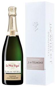 [kuva: J. de Telmont La Mère Vigne Champagne Brut 2012(© Alko)]