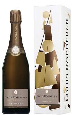 [kuva: Louis Roederer Vintage Champagne Brut 2012]