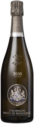 [kuva: Barons de Rothschild Blanc de Blancs Vintage Champagne Brut 2008(© Alko)]