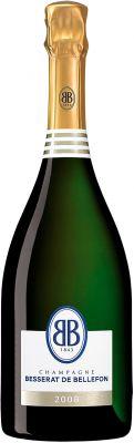 Besserat de Bellefon Cuvee des Moines Millesime Champagne Brut 2008