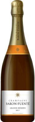 [kuva: Baron-Fuenté Grande Réserve Champagne Brut(© Alko)]