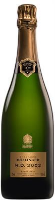 [kuva: Bollinger R.D. Champagne 2002(© Alko)]