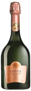[kuva: Taittinger Comtes de Champagne Rosé Brut 2006(© Alko)]
