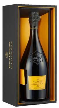[kuva: Veuve Clicquot La Grande Dame Champagne Brut 2006(© Alko)]