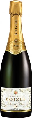 [kuva: Boizel Blanc de Blancs Champagne Brut 1996(© Alko)]