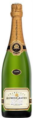[kuva: Alfred Gratien Millésime Champagne Brut 1999(© Alko)]