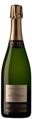 [kuva: Roger Coulon Esprit de Vrigny 1er Cru Champagne Brut Nature(© Alko)]