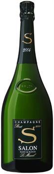 [kuva: Salon Le Mesnil Blanc de Blancs Champagne Brut 2004(© Alko)]