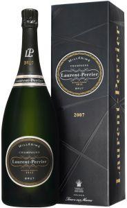 [kuva: Laurent-Perrier Millésimé Magnum Champagne Brut 2007(© Alko)]