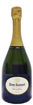 [kuva: Dom Ruinart Blanc de Blancs 2002 Champagne Brut 2002(© Alko)]