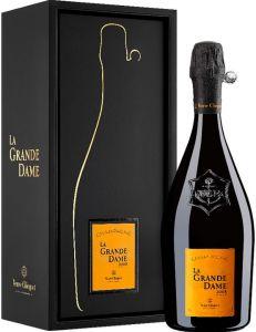 [kuva: Veuve Clicquot La Grande Dame Champagne Brut 2008(© Alko)]