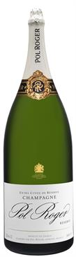 [kuva: Pol Roger Réserve Champagne Brut Balthazar(© Alko)]