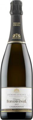 Engel Crémant d'Alsace Chardonnay Brut 2014