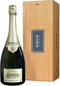 [kuva: Krug Clos Du Mesnil Blanc de Blancs Champagne Brut 2004(© Alko)]