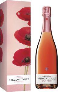 [kuva: Brimoncourt Rosé Champagne Brut(© Alko)]