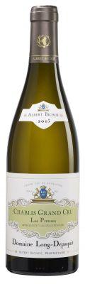 [kuva: Albert Bichot Domaine Long-Depaquit Chablis Grand Cru Les Preuses 2015(© Alko)]