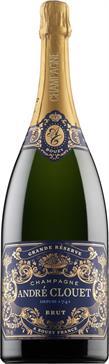 [kuva: André Clouet Grande Réserve Champagne Brut(© Alko)]