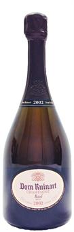 [kuva: Dom Ruinart Rosé Champagne Brut 2002(© Alko)]