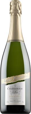 [kuva: Louis Picamelot Chardonnay Brut(© Alko)]